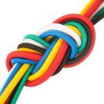 20m corde élastique câble 8mm noir - plusieurs tailles et couleurs de la marque DQ-PP image 4 produit