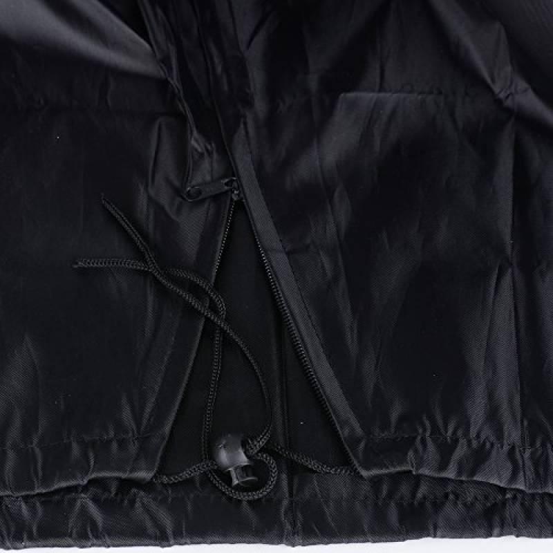 Protection de Sac /à Dos pour Randonn/ée LEMESO Housse de Sac /à Dos Couverture Imperm/éable Noir