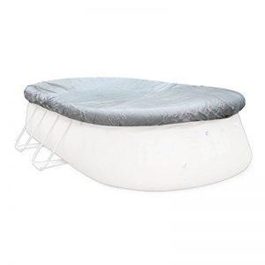 Alice's Garden - Bâche de protection grise 5,88x3,48m pour piscine de la marque Alice's Garden image 0 produit