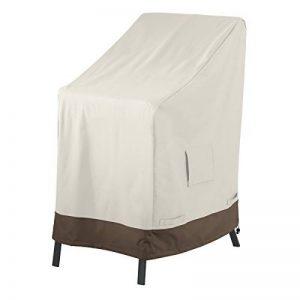 AmazonBasics Housse de protection pour chaises de jardin empilables de la marque AmazonBasics image 0 produit