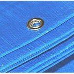 Bache de protection 150 g/m² - 2 x 3 m - bache plastique - bache exterieur - bâches étanches - bache bois - protection peinture de la marque Bâches Direct image 3 produit