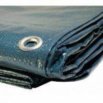 Bache de protection 150 g/m² - 4 x 5 m - bache plastique - bache exterieur - bâches étanches - bache bois - protection peinture de la marque Bâches Direct image 2 produit