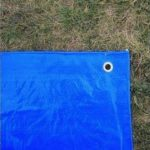 Bache de protection 150 g/m² - 4 x 5 m - bache plastique - bache exterieur - bâches étanches - bache bois - protection peinture de la marque Bâches Direct image 3 produit