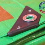 Bache de protection 250 g/m² - 2 x 3 m - bache plastique - bache exterieur - bâches étanches - bache toiture - bache de chantier de la marque Bâches Direct image 3 produit