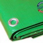 Bache de protection 250 g/m² - 3 x 5 m - bache plastique - bache exterieur - bâches étanches - bache toiture - bache de chantier de la marque Bâches Direct image 4 produit