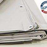 Bache Toiture spéciale Couvreur 680 g/m² - 2 x 3 m - Bache blanche pour etancheite toiture de la marque Bâches Direct image 2 produit