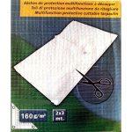 Bâche de protection armée 4X6 m de la marque Ribiland image 1 produit