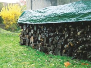 Bâche de protection spéciale bois 240gr/m² 2m x 8m de la marque Ribiland image 0 produit