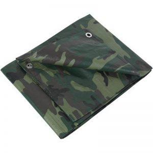 Bâche en couleur camouflage 140g/m², bords renforcés, plus dans différentes tailles de la marque So De Pm image 0 produit