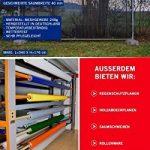 Bâche PVC 650g, fabriquée en Allemagne, 2,50m de large de la marque PVC PLANE image 2 produit