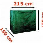 bâche verte TOP 1 image 2 produit
