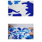 Bâches DUO Abri épais camping Camo imperméable pour la piscine de bateau avec des oeillets (taille : 10mx12m) de la marque Bâches image 3 produit