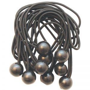 Boule tendeurs Cord (lot de 10) 4mm x 250mm de la marque Blackspur image 0 produit