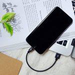 Câble iPhone Rampow® [MFI certifié Apple] Câble Lightning vers USB en Fibre de Nylon Tressé - GARANTIE À VIE - Chargeur iPhone avec Connecteur Ultra Résistant en Aluminium pour iPhone X / 8 / 8 Plus / 7 / 7 Plus / SE / 6s / 6s Plus / 6 / 6 Plus / 5c / 5s image 1 produit