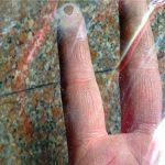 CHAOXIANG Bâche Couverture Transparent Épaissir Pliable Double Face Imperméable Protection Solaire Résistant Au Froid Étanche À La Poussière Résiste À L'humidité Anti-corrosion Poids Léger PVC, 100g / M2, 8 Tailles ( taille : T1mm-2x1.1m ) de la marque CH image 3 produit
