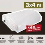 Cogex 82663-Bâche armée de protection - 3X4 m de la marque Cogex image 4 produit