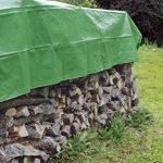 Cogex 82683 Bâche armée 1,5 x 6 Vert de la marque Cogex image 1 produit