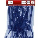 Crochets/Tendeurs avec boucle 6 x 180 mm 10 pièces de la marque Connex image 1 produit