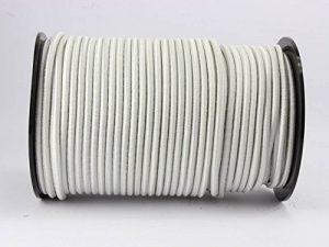 Expanderseil 6 mm 20 m-blanc-tendeur caoutchouc planenseil elast. cordage bâche de la marque Unbekannt image 0 produit