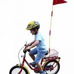 Fanion de sécurité en bâche Heavy Duty Camion | fanion Enfant Drapeau, par ex. pour Puky Roue, vélo pour enfant vélo vélo de la marque Karl Drais image 3 produit
