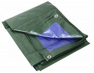 Ferpro 0300152 Labor Bâche en PVC renforcé avec œillets, vert, 68291 de la marque Labor image 0 produit