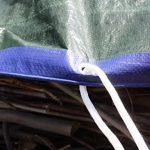 Ferpro 0300152 Labor Bâche en PVC renforcé avec œillets, vert, 68291 de la marque Labor image 3 produit