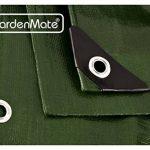 GardenMate® Bâche de protection 4x5m en tissu premium VERT 200g/m² de la marque GardenMate® image 2 produit