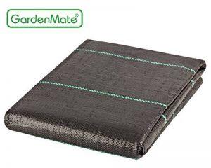 GardenMate® Bâche anti-mauvaises herbes 100gms 2m x 10m = 20m2 de la marque GardenMate® image 0 produit