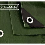 GardenMate® Bâche de protection 5x6m en tissu premium VERT 200g/m² de la marque GardenMate® image 2 produit