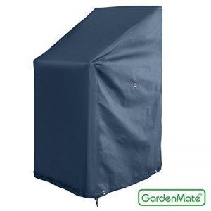 GardenMate® Housse protectrice pour fauteuils de jardin en tissu Oxford 65 x 65 x 80/120 cm de la marque GardenMate® image 0 produit