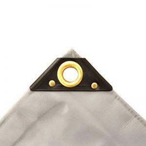 Gris 650g/m² Bâche PVC 3x 5m (15m²) de la marque Boni-Shop ® image 0 produit
