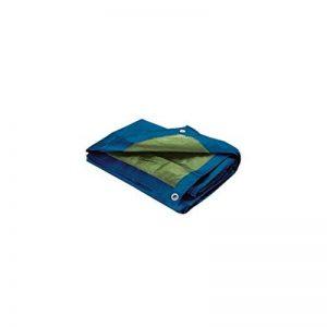 Hexoutils HX96785 Bâche Renforcée Imperméable, Variable, 3 x 4 m de la marque Hexoutils image 0 produit