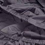 Housse de protection en polyester pour voiture - L 483 x 178 x 120 cm de la marque All Ride image 1 produit