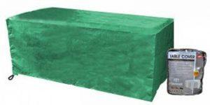 Housse pour table de jardin XL 230cm épaisse et imperméable de la marque HBCOLLECTION image 0 produit