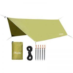 iNeibo Tente de Camping - Bâche de Protection imperméable en Polyuréthane de la marque iNeibo image 0 produit