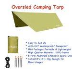 iNeibo Tente de Camping - Bâche de Protection imperméable en Polyuréthane de la marque iNeibo image 2 produit