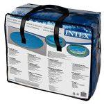 Intex 03654 Bâche à Bulles Bleu Diamètre 4,57 m de la marque Intex image 4 produit