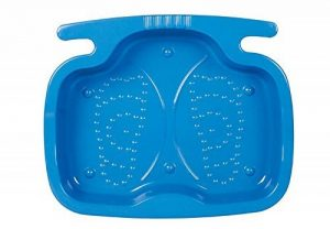 Intex 06412 Bac Pédiluve Bleu de la marque Intex image 0 produit