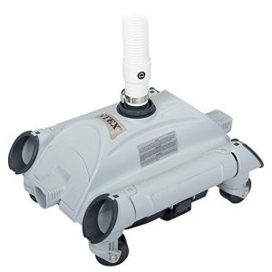 Intex 28001 Robot de piscine nettoyeur de fond pour piscines hors-sol pour filtration entre 6 et 15 m3/h de la marque Intex image 0 produit