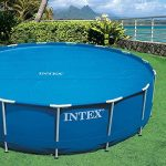 Intex Bâche à bulle Bleu 470 x 470 x 1 cm 29024 de la marque Intex image 3 produit