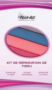 Kit de réparation instantanée et sans colle de tissu (nylon, coton, Dacron, Cordura, toile, Gore-Tex, Sympatex, néoprène, caoutchouc, etc.) de la marque Tear-Aid image 0 produit