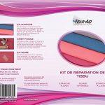 Kit de réparation instantanée et sans colle de tissu (nylon, coton, Dacron, Cordura, toile, Gore-Tex, Sympatex, néoprène, caoutchouc, etc.) de la marque Tear-Aid image 1 produit