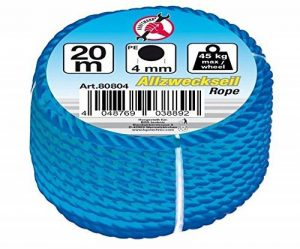 Kraftmann 80804 Corde universelle, Bleu, 20m de la marque Kraftmann image 0 produit