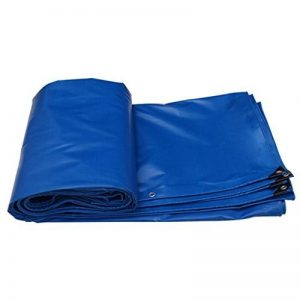 LAXF-Bâches DIKA UK bâche armée de protection/Feuille résistante imperméable de bâche, 480g/m² - 100% imperméable et UV protégé de la marque LAXF-Bâches image 0 produit