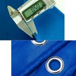 LAXF-Bâches DIKA UK bâche armée de protection/Feuille résistante imperméable de bâche, 480g/m² - 100% imperméable et UV protégé de la marque LAXF-Bâches image 3 produit