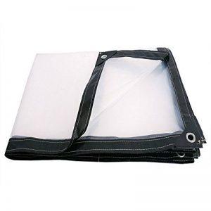 LIANGJUN Bâches Transparent Bâche Anti-pluie Auvents Plastique Épaississant De Plein Air Store 90g/m², 16 Tailles (taille : 3X10m) de la marque LIANGJUN-pengbu image 0 produit