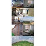 LIXIONG Plantes de serre Bâche de protection solaire Balcon extérieur Isolation thermique étanche à la poussière Transparent, 100g/m2, épaisseur 0.12mm, 22 tailles (taille : 2X2m) de la marque LIXIONG-pengbu image 3 produit