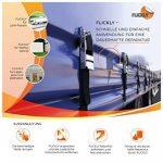 Lot de 10planifier réparation Tapes Pansements, Easy Patch Comfort 50mm de largeur, gris clair/gris agate RAL 7038 de la marque Speed Repair Direkt GmbH image 2 produit