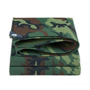 Lyt-223 Bâche Imperméable Camouflage Toile Tissu Imperméable Toile Oxford Bâche Bâche extérieure, Épaisseur 0.65mm, 500g/m2, 13 Options de taille (taille : 3*3) de la marque Lyt-223 image 0 produit
