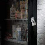 Master Lock Cadenas Pack œillets de fermeture de placard avec cadenas en aluminium de 40mm (système de fermeture) de la marque Master Lock image 1 produit